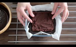 chocolate congelado