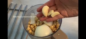 tres dientes de ajo